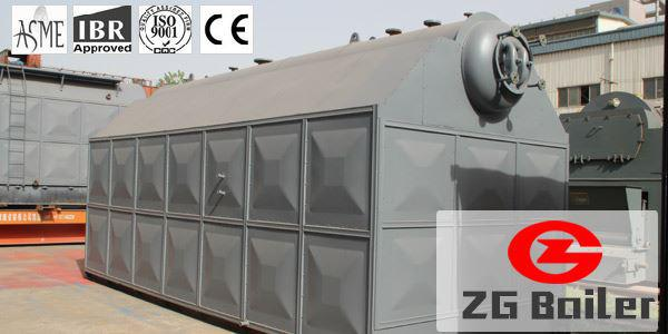 Biomass Boiler for Briquette Industry