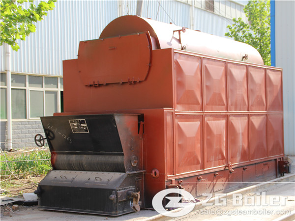 Coal Fired Boilers for Fishery Industry