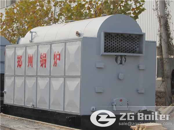 Coal Fired Boiler for Food Industry