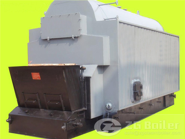 10 Ton Coal Fired Steam Boiler for Textile Industry
