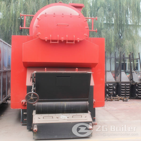 2 Ton Coal Fired Steam Boiler for Casting Industry