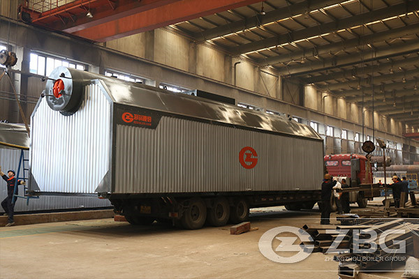 5 ton wood fired boiler for heating in Russia