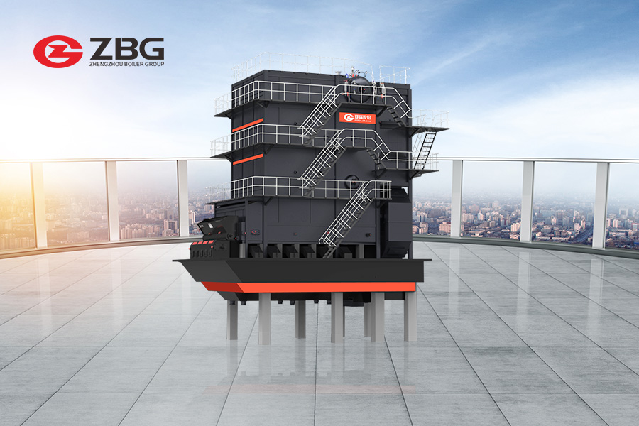 SHL Biomass Fired Steam Boiler