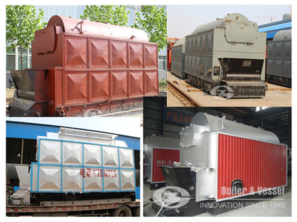 20T Coal Fired Boiler in Mongolia