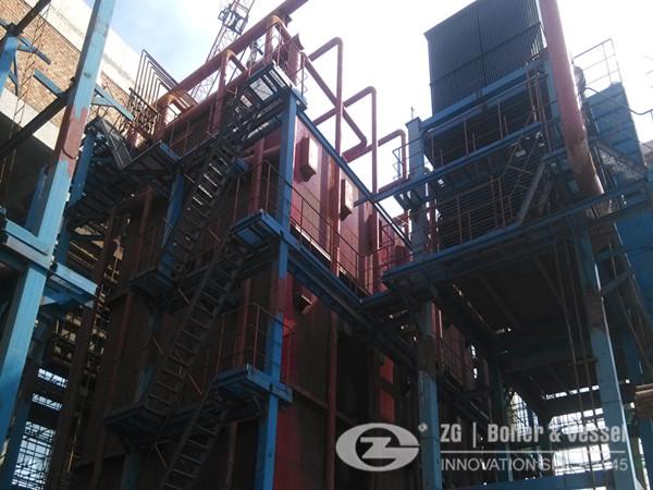 116MW Corner Tube Boiler in China image