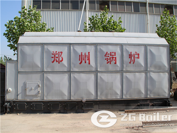Coal Fired Boiler in China image