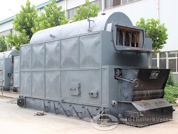 3 Ton Coal Fired Boiler image