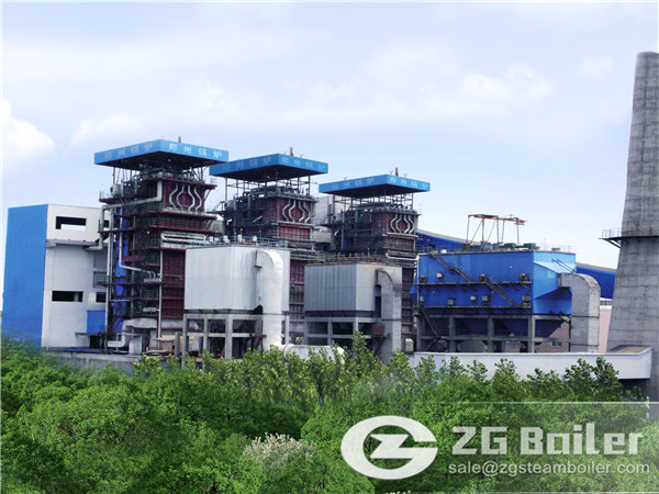 35 ton CFB Boiler for Chemical Products image