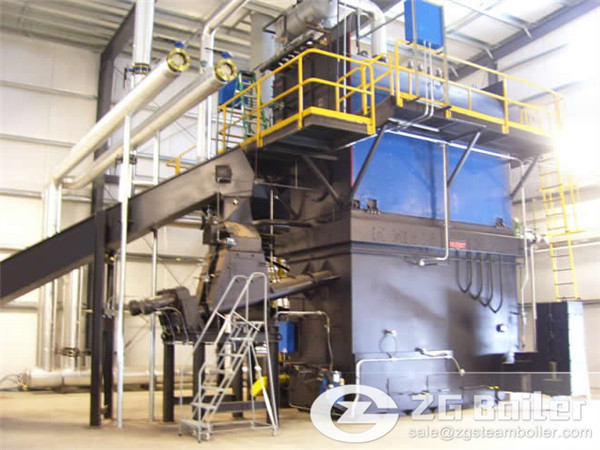 Industrial Biomass Boilers in China image