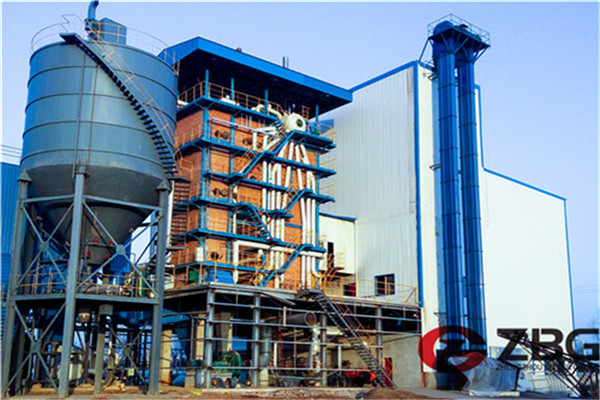 100 Tons Coal Fired Steam Boiler