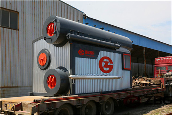 coal fired steam boiler