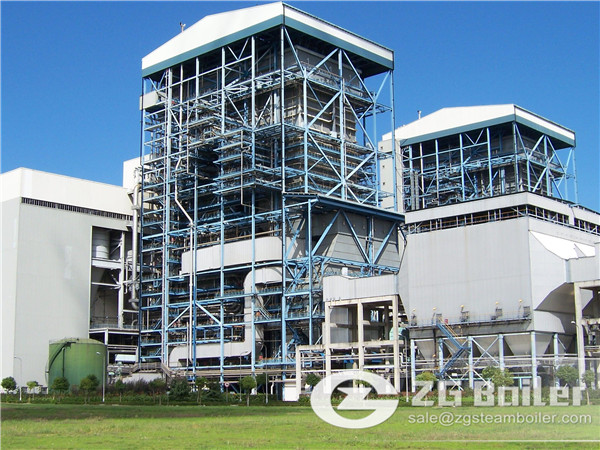 ZG Energy-saving Circulating Fluidized Bed Boiler