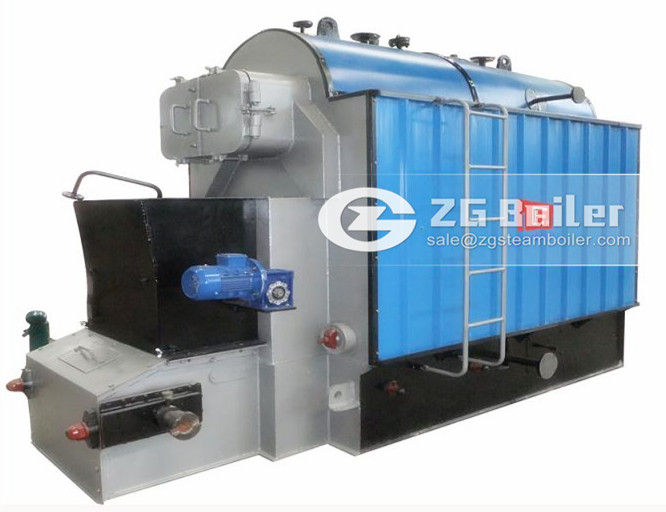 Small Biomass Boiler Technology