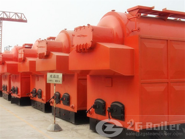SZL Series Coal Fired Hot Water Boiler Introduction