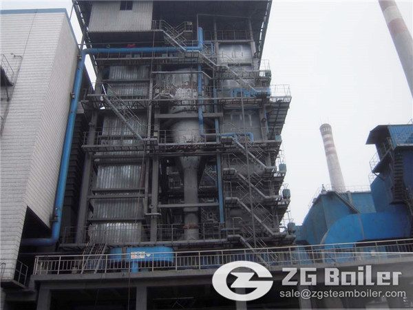 ZG Circulating Fluidized Bed Biomass Boiler