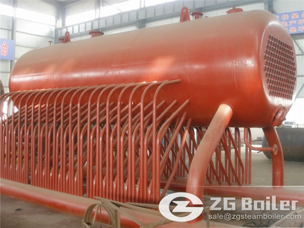15t Chain Grate Coal Fired Steam Boiler