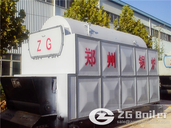 7 Ton Coal Fired Chain Grate Boiler Supplier