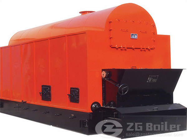 Introduction of DZL Series Industrial Coal Fired Chain Grate Boiler