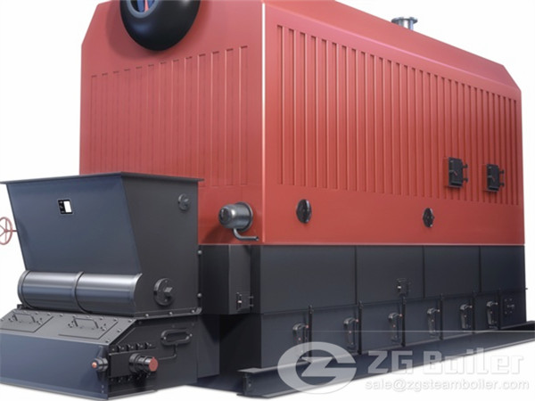 New Design 6 Ton Coal Fired Hot Water Boiler