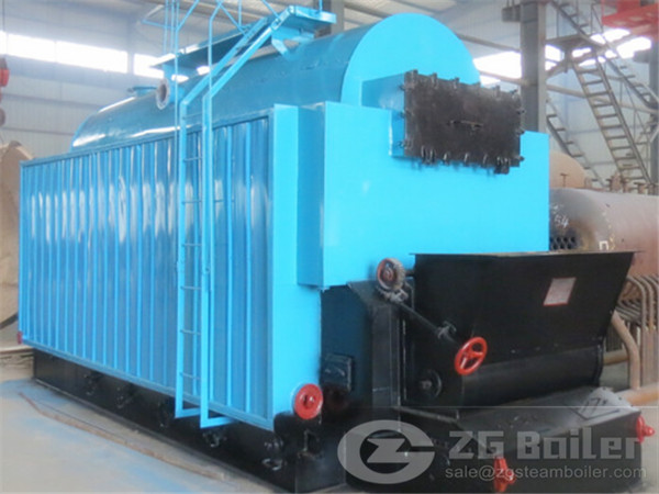 20 Ton SZL Coal Fired Boiler for Sale