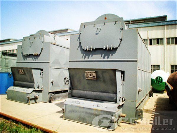 The Auxiliaries of Coal Fired Heating Boiler