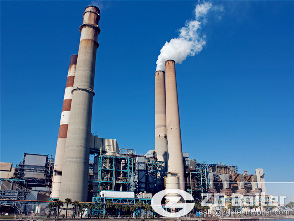 Work Principle of Coal Fired Power Plant Boiler