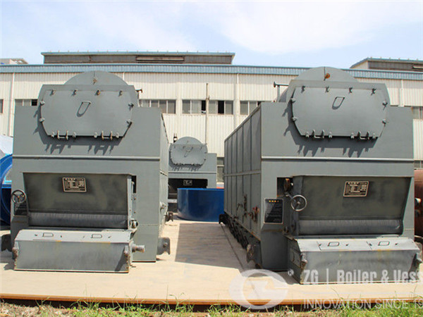 15 Ton SZL Coal Fired Steam Boiler for Sale