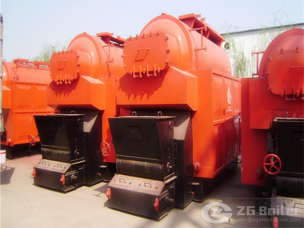 2 Ton Coal Fired Steam Boiler for Sale