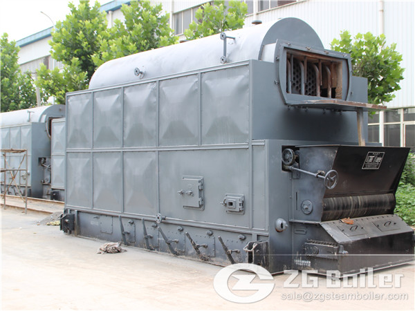 Coal Fired Hot Water Generators