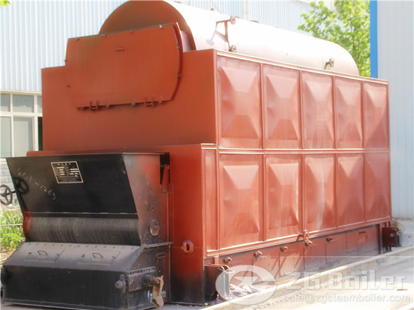 Industrial Coal Fired Boiler Manufacturer