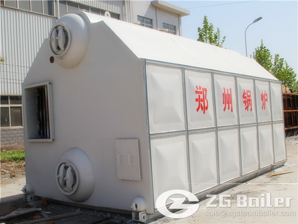 Price of Biomass Fired Water Tube Boilers