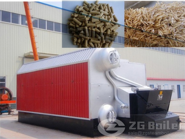 Palm Shell Biomass Boiler for Sale