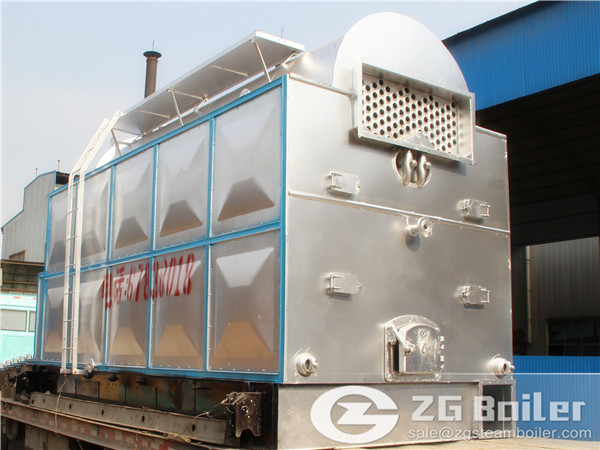 6 Ton Anthracite Coal Fired Boiler Manufacturer
