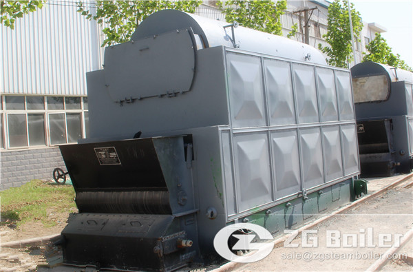 Horizontal DZL Coal Fired Boiler for Sale