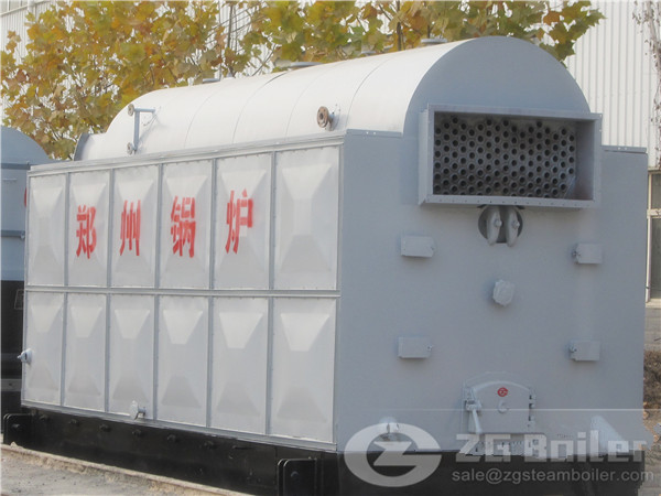 10 Ton Coal Fired Traveling Grate Boiler for Sale in Philippines