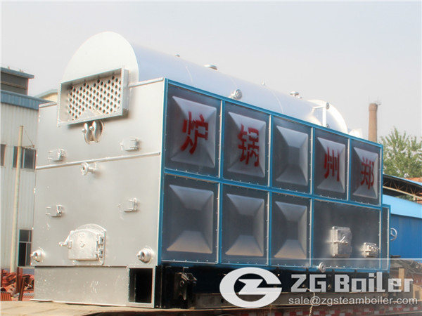 3 MW Coal Fired Boiler For Generate Electricity