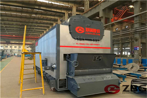 Biomass Boiler for Produce Paper Pulp from The Bagasse