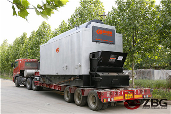 8mw Coal Fired Steam Boiler