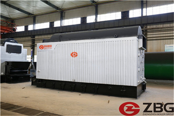 Coal Fire Chain Grate Boiler