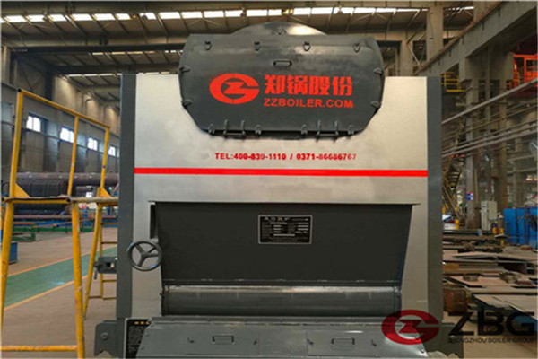 DZL Packaged Coal Fired Boiler For Sale in Azerbaijan