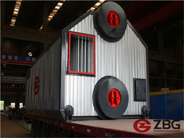 2 Ton Coal Fired Industrial Steam Boiler in Indonesia